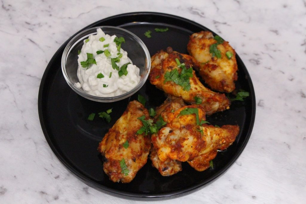 Peri Peri Chicken Wings