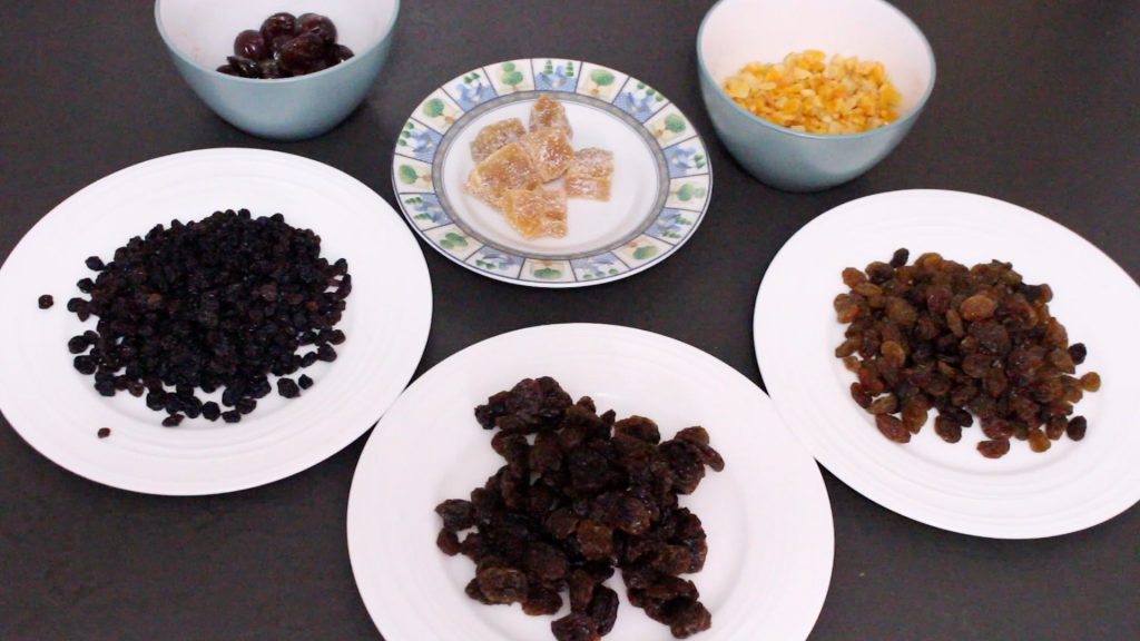 Dry fruit assortment